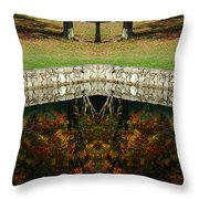 Creation 15 Throw Pillow