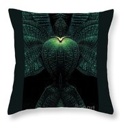 Creation 28 Throw Pillow