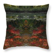 Creation 368 Throw Pillow