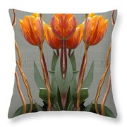Creation 512 Throw Pillow