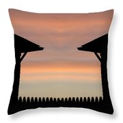 Creation 62 Throw Pillow
