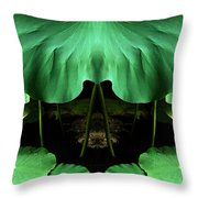 Creation 72 Throw Pillow