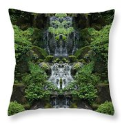 Creation 99 Throw Pillow