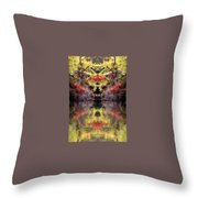 Creation17 Throw Pillow