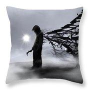 Creator Throw Pillow