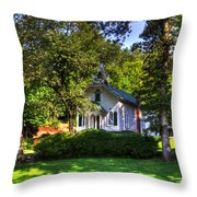 Crescent Hill Baptist Church Throw Pillow