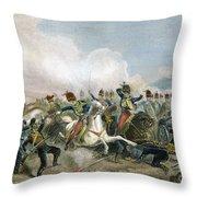 Crimean War Throw Pillow