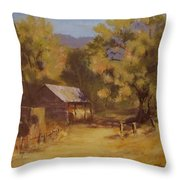 Crippen Ranch Throw Pillow