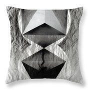 Crucible Throw Pillow