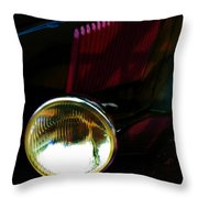 Cruising 2 Throw Pillow