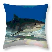 Cruising Throw Pillow