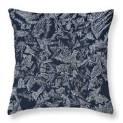 Crystal 10 Throw Pillow