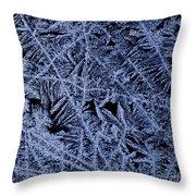 Crystal 14 Throw Pillow