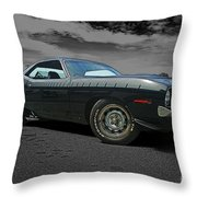 Cuda Rra Throw Pillow