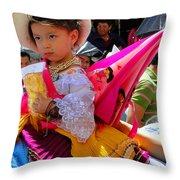 Cuenca Kids 116 Throw Pillow