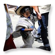 Cuenca Kids 130 Throw Pillow
