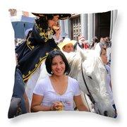 Cuenca Kids 142 Throw Pillow