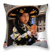 Cuenca Kids 148 Throw Pillow