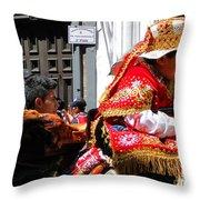 Cuenca Kids 172 Throw Pillow