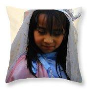 Cuenca Kids 200 Throw Pillow