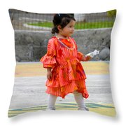 Cuenca Kids 25 Throw Pillow