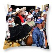 Cuenca Kids 46 Throw Pillow