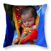 Cuenca Kids 66 Throw Pillow