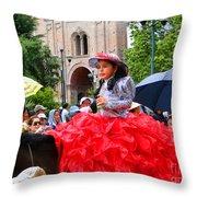 Cuenca Kids 84 Throw Pillow