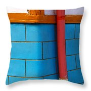 Cuffed Throw Pillow
