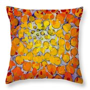 Culmination Three Throw Pillow