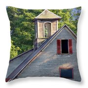 Cupola In Light Throw Pillow