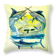 Custom Artwork Throw Pillow