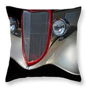 Custom Car Throw Pillow