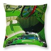 Custom Interior Double Exp. Throw Pillow