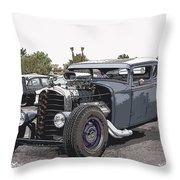 Custom Model A Coupe Throw Pillow