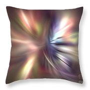 Cygnus Throw Pillow