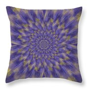 Dahlia Akita Throw Pillow