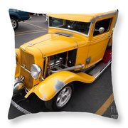 Daily Driver Throw Pillow by Customikes Fun Photography and Film Aka K Mikael Wallin