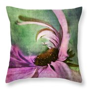 Daisy Fun - A01v042t05 Throw Pillow