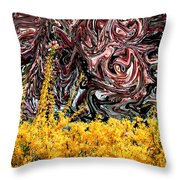 Dali Spring 4 Throw Pillow