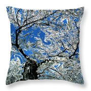 Dali Spring 5 Throw Pillow