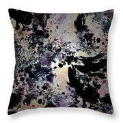Damask Tapestry Throw Pillow