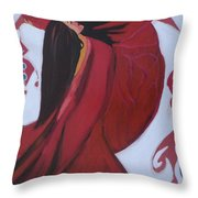 Dance In The Middle East   Throw Pillow