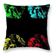 Dancer Within Throw Pillow