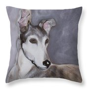 Daniel Throw Pillow by George Pedro