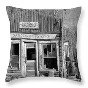 Daniel Station Throw Pillow
