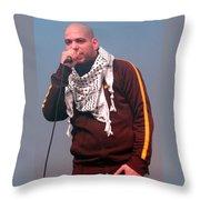 Danny Fresh  Throw Pillow