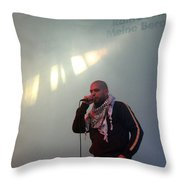 Dany Fresh Concert Throw Pillow