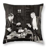 Daredevil Jack, 1920 Throw Pillow