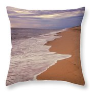 Dark And Stormy Throw Pillow